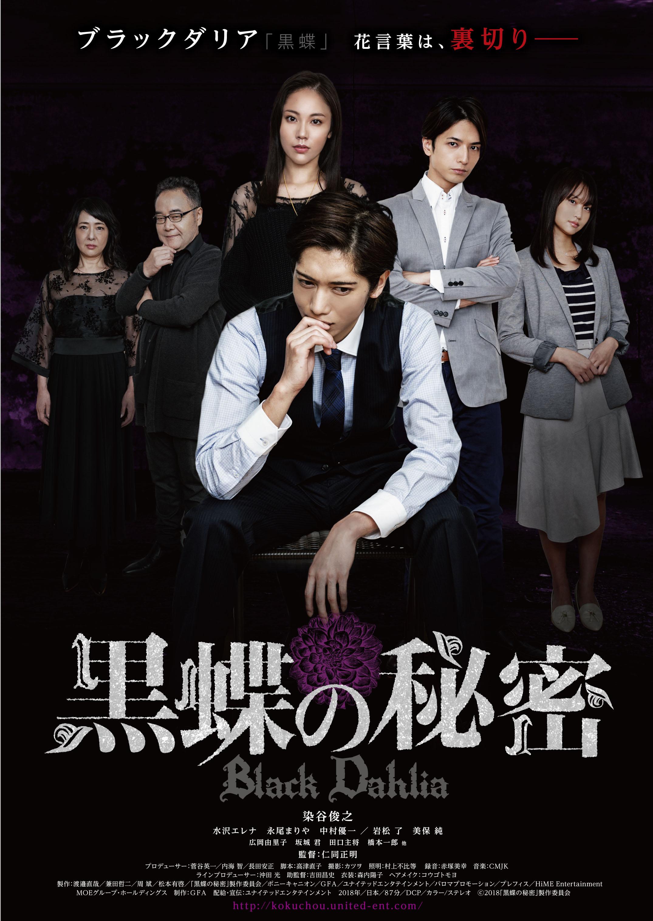 黒蝶の秘密 DVD